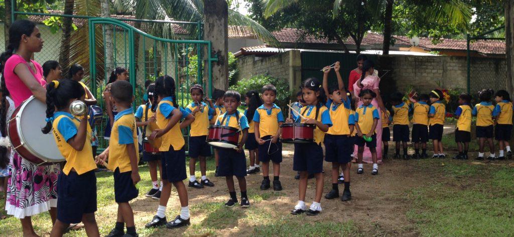 Pre-School band